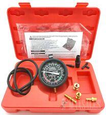 New Fuel Pump & Vacuum Gauge Tester Pressure New Auto Mechanic Tester Repair