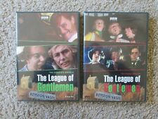 THE LEAGUE OF GENTLEMEN Complete Series 2 + CHRISTMAS SPECIAL DVD's