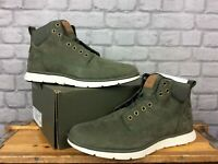 TIMBERLAND MENS UK 10.5 EU 45 BLACK KILLINGTON HIKING CHUKKA BOOTS RRP £105