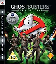 GHOSTBUSTERS PS3 Playstation 3 Video Game Ghost Busters New Sealed UK Release