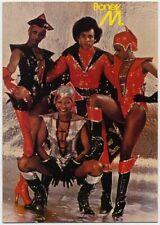Boney M 1978/9 Programme