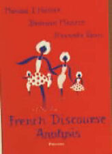 French Discourse Analysis-ExLibrary