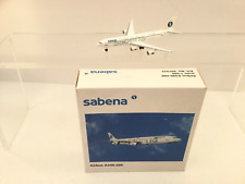 Herpa 507325 1:500 Scale Diecast Airbus A340-200 Sabena