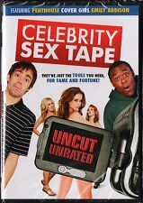 Celebrity Sex Tape (DVD, 2012,) UNCUT, Penthouse Emily Addison