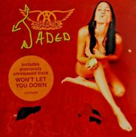 AEROSMITH : JADED - [ CD SINGLE ]