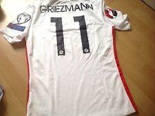 Nike france Griezmann Match jersey player issue fff frankreich maillot camiseta