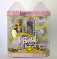 Barbie Mini Kingdom princess Rapunzel doll 6.5 in J6064 2005 dragon NEW NRFB
