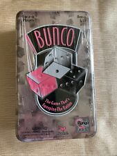 Bunco Dice Game Cardinal 2005 Pink Ribbon Breast Cancer Edition