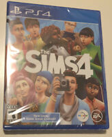 The Sims 4 - PS4 - Sony PlayStation 4 - Brand NEW - Sealed