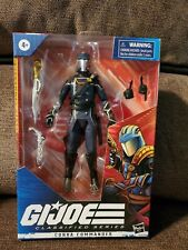 Gi Joe Classified Series Cobra Commander New In Box Hard To Find!