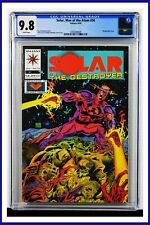 Solar Man Of The Atom #34 CGC Graded 9.8 Valiant June 1994 Comic Book