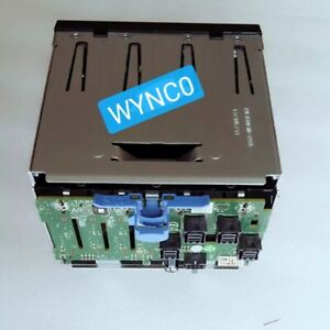 Hard Drive Cage WYNC0 STORAGE FOR DELL POWEREDGE T630 4 BAY SSD PCIE HDD NVME