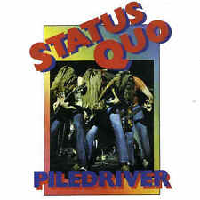 *NEW* Status Quo Card Sleeve CD Album - Piledriver (Mini LP Style Case)