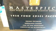 New Listing1958 Edsel 2 dr. Hdtp two tone. Limited edition