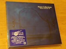 FINAL FANTASY VII (7) PIANO COLLECTIONS SOUNDTRACK MUSIC CD - NEW AND SEALED