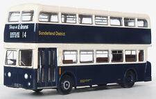 16533 EFE Leyland Atlantean MCW Double Deck Bus Sunderland District 1:76 Diecast