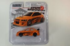 JDM TUNERS 2002 Mitsubishi Lancer Evolution 7 Collectable 1:64