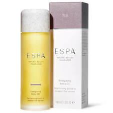 Espa Energising Body Oil Full Size 100mL/3.3 Oz New In Box! Rare!