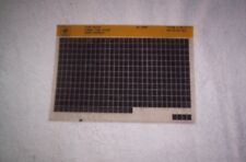 New listing 95 Buick Microfiche Card Labor & Time -Check This Out-