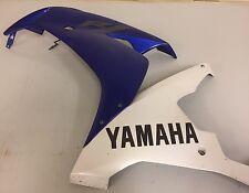 05 2005 Yamaha Yzf R1  Left Lower Mid Upper Side Fairing Cowl