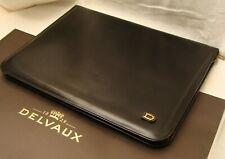👜 Sac DELVAUX, porte documents dans le sac shopping Delvaux. Jamais utilisé.