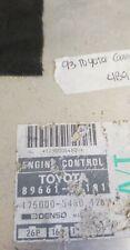 1993 Toyota Camry ecm ecu computer 89661-33181