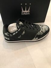 Dada Supreme DS1007 Man Shoes Cambo Black Size 8