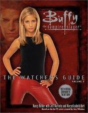 The Watcher's Guide, Volume 2 (Buffy the Vampire Slayer) (v. 2)
