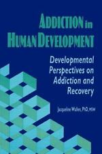 Addiction in Human Development (Haworth Addictions Treatment)