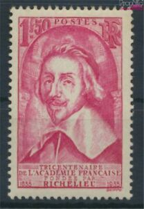 France Mi.-number.: 301 (complete issue) with hinge 1935 Academy (9395838