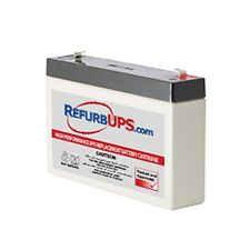 Yuasa NPW45-6 - Brand New Compatible Replacement Battery