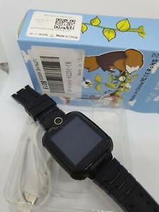 Kids Tracker Smart Watch Phone GSM SIM Alarm Camera SOS Call for Boys Girls Gift