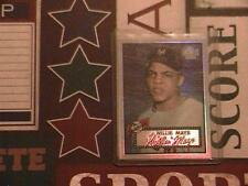 Topps Willie Mays Original Single Baseball Cards