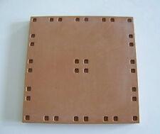 PLAYMOBIL (A1229) PIRATES - Plaque Marron 18x18cm Forteresse Navale 3112