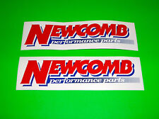 Newcomb Performance Parts Atv Pwc Snowmobile Marine Motorcycle Stickers Decals