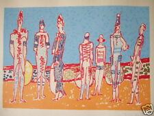 Antonio Vangelli serigrafia 50x70