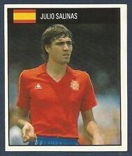 ORBIS 1990 WORLD CUP COLLECTION-#158-SPAIN & BARCELONA-JULIO SALINAS