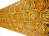 Huge original australia Art Painting 200cm + BY Jane Authentic COA  aboriginal
