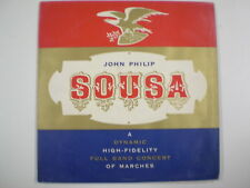 lp JOHN PHILIP SOUSA, the pride of the `48 band