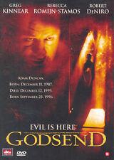 GODSEND - EVIL IS HERE - ROBERT DE NIRO - GREG KINNEAR - SEALED DVD