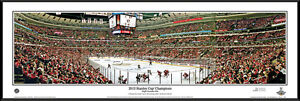 Chicago Blackhawks | Professionally Framed Panorama Poster
