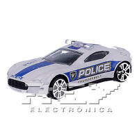 Coche Porche 911 POLICE Coleccion Deportivo Vehiculo Juego j195