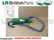 LAND ROVER EXPANSION TANK HOSE RANGE ROVER SUPERCHARGED 06-09 PCH501870 NEW