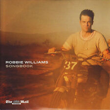 ROBBIE WILLIAMS: SONGBOOK - PROMO CD (2009) / 12 TRACKS: ANGELS, NO REGRETS ETC