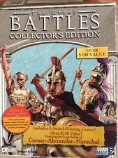 Great Battles Collector's Edition (PC, 1998)