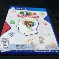 Professor Rubik's Brain Fitness PS4 Playstation 4 NEW