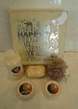 `The Body Shop 5-Pc Shea Body Essentials Gift Set Boxed See Details