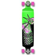 Yocaher Complete The Bird Series Drop Down  Longboard Green