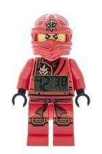 LEGO 9009600 Ninjago Jungle Kai Digital Alarm Clock New Free Shipping