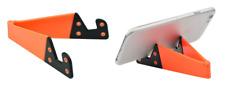 Mini Support Universel Pliable KickStand pour Smartphone et Tablette (Orange)